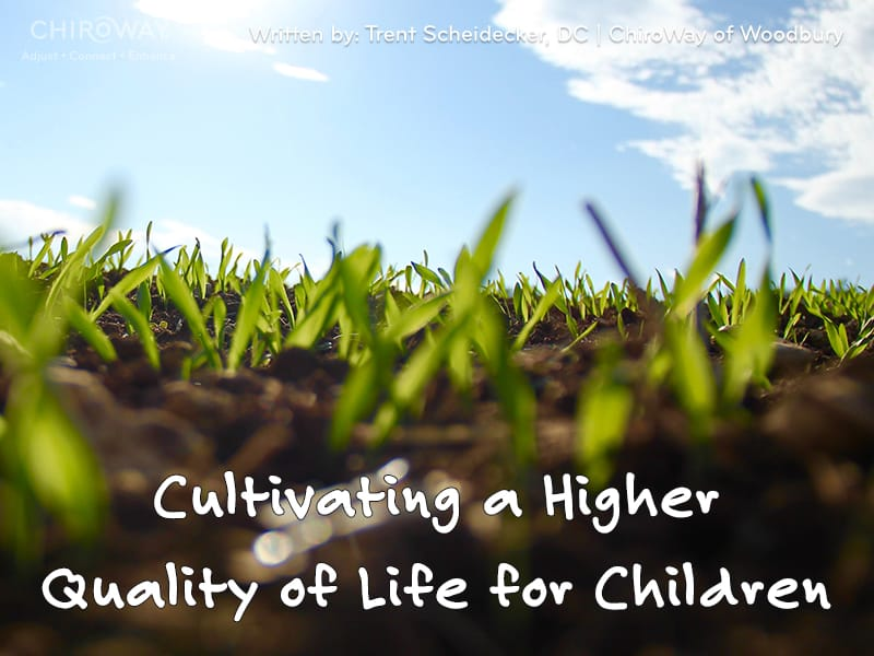 Cultivating a Highe...