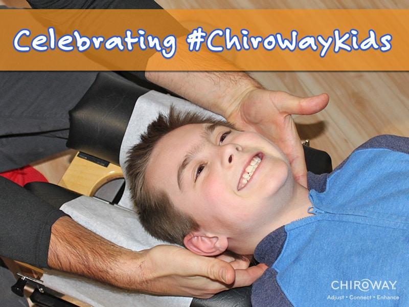 Celebrating ChiroWay Kids