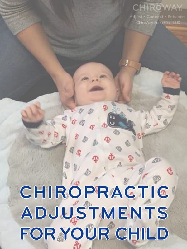 Chiropractic Adjustments for Your Child