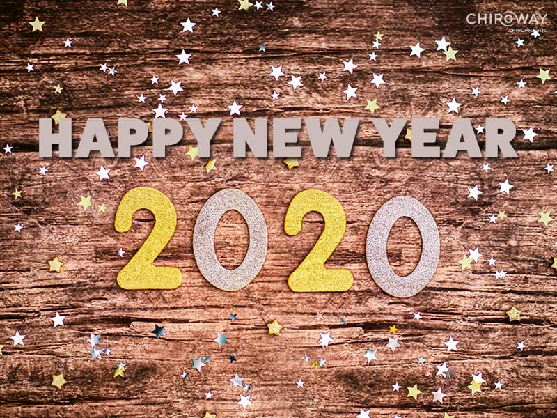 Happy New Year 2020 from ChiroWay