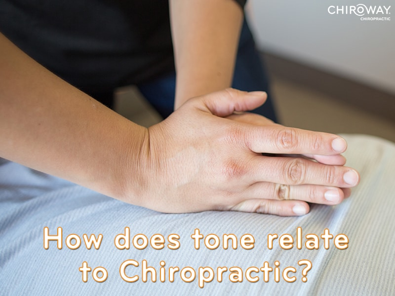 How does tone relate to chiropractic?