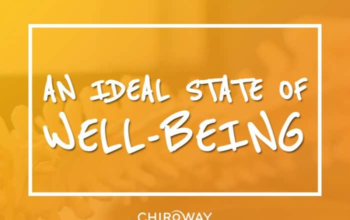 An Ideal State of Well-being