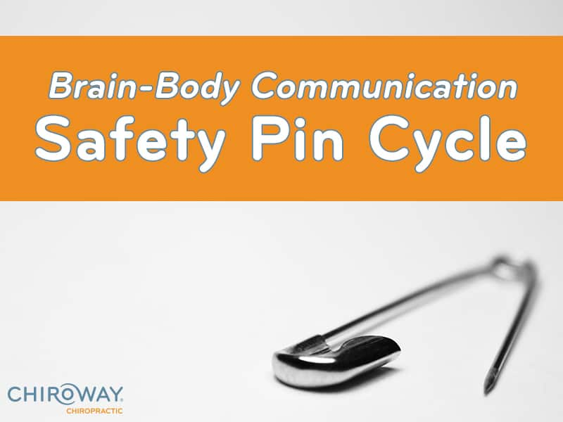 Brain Body Communication Safety Pin Cycle