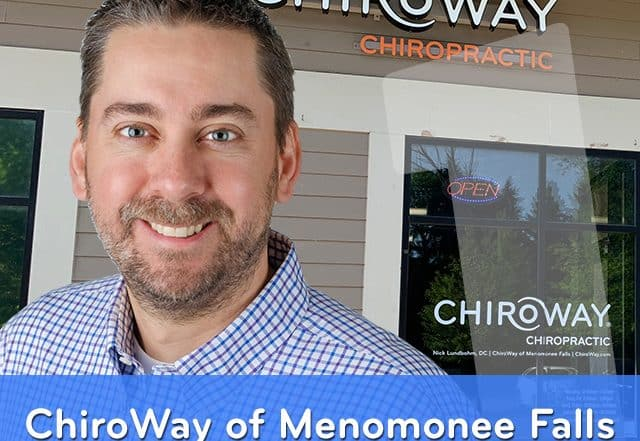 ChiroWay of Menomonee Falls Celebrates 1 Year in Business