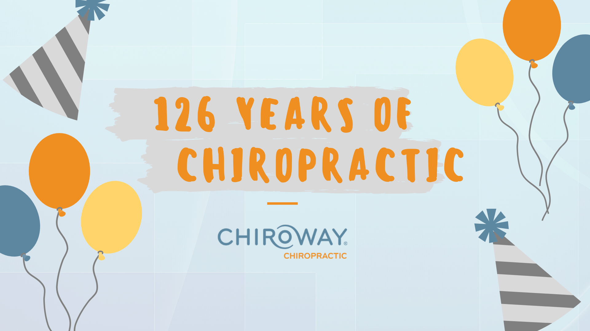 126 Years of Chiropractic