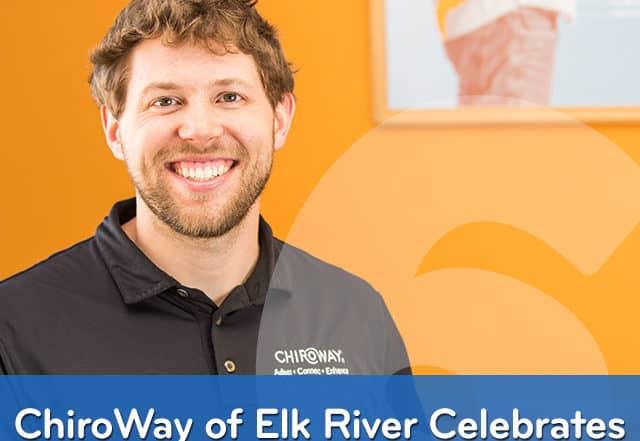 ChiroWay of Elk River 6 Years